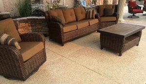 Concrete Patio Coatings Southern Illinois