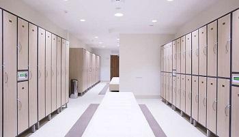 Locker Room Flooring Southern Illinois