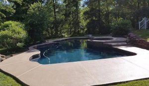 Pool Deck Coating Contractor Southern Illinois