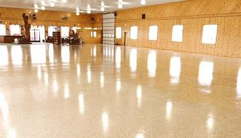 Showroom Floor Coating Southern Illinois